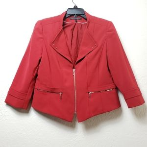 WHBM   RED Jacket